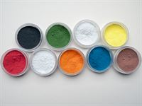 Enamel Powder Paints